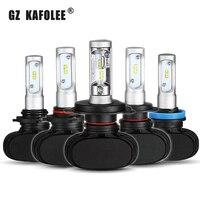 GZ KAFOLEE S1 LED Car Headlights H4 H7 H11 H13 9005 9006