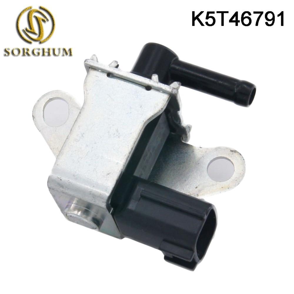 K5T46791 14930-1HC0A Vapor Canister Purge Solenoid Vacuum Valve For Nissan Micra