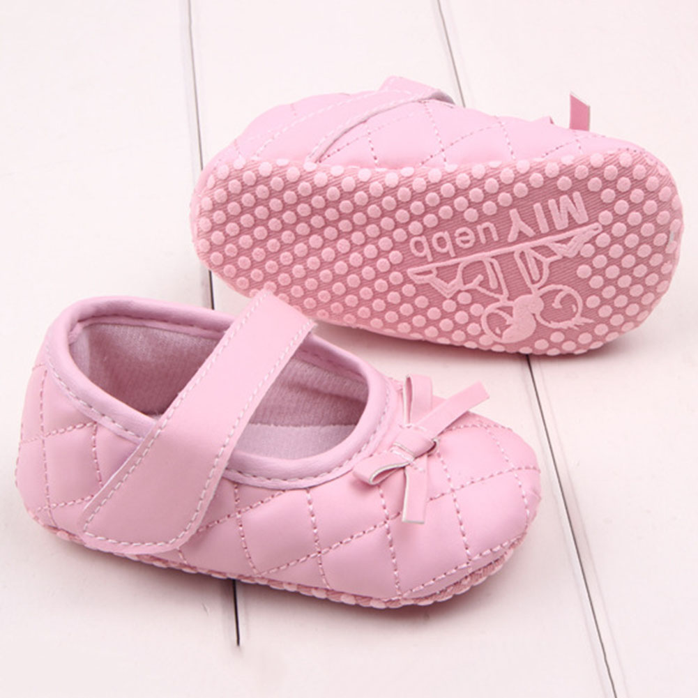Autumn Infant Baby Boy Soft Sole PU Leather First Walkers ...