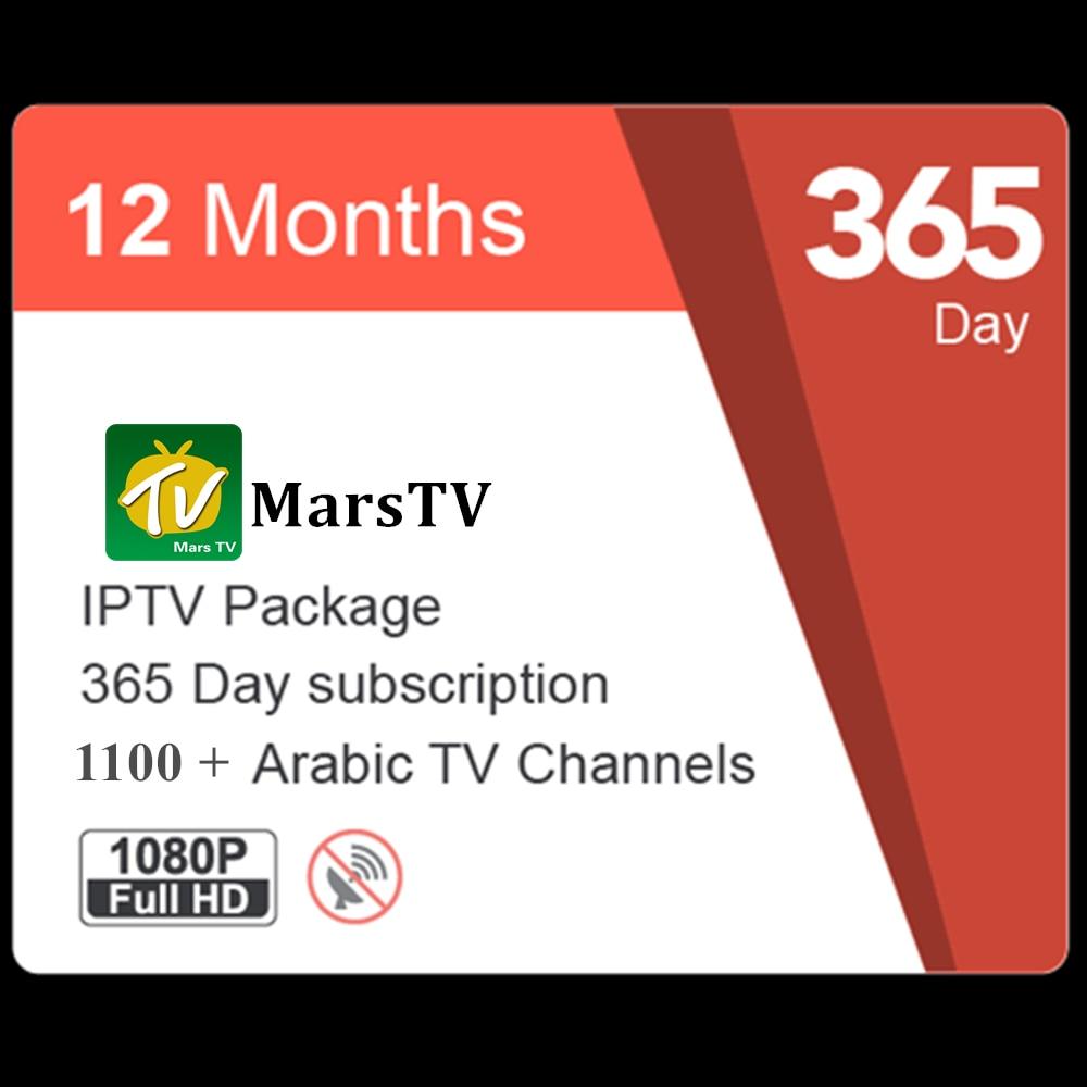 12 /24 Months Arabic IPTV Subscription For Reseller Customer