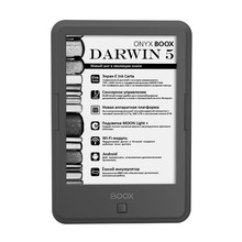 Электронная книга ONYX BOOX DARWIN 5 (серая)