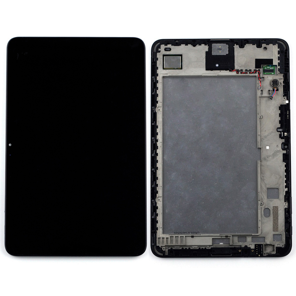"Black For LG G PAD X 8.0/"" V520 V521 Touch Screen Digitizer+LCD Display Assembly"