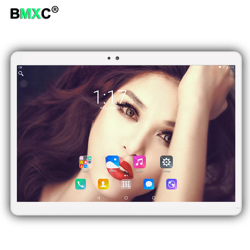 Free shipping 10.1 inch tablet PC Android 6.0 Phone call 3G 4G LTE octa core RAM 4GB ROM 64GB 1920x1200 IPS Dual SIM tablets Pcs created x8s 8 ips octa core android 4 4 3g tablet pc w 1gb ram 16gb rom dual sim uk plug