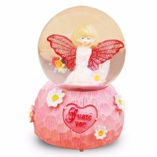 Carrusel Carrossel Muziekdoosje Muziek Birthday Gift For Girlfriend Snow Ball Boite A Musique Musical Caja De Musica Music Box