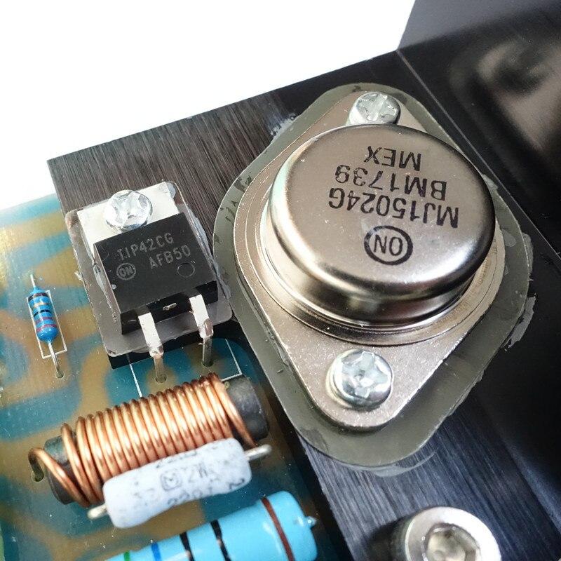 L'amplificateur de puissance classique Quad 405 cloné assemblé et testé - 5