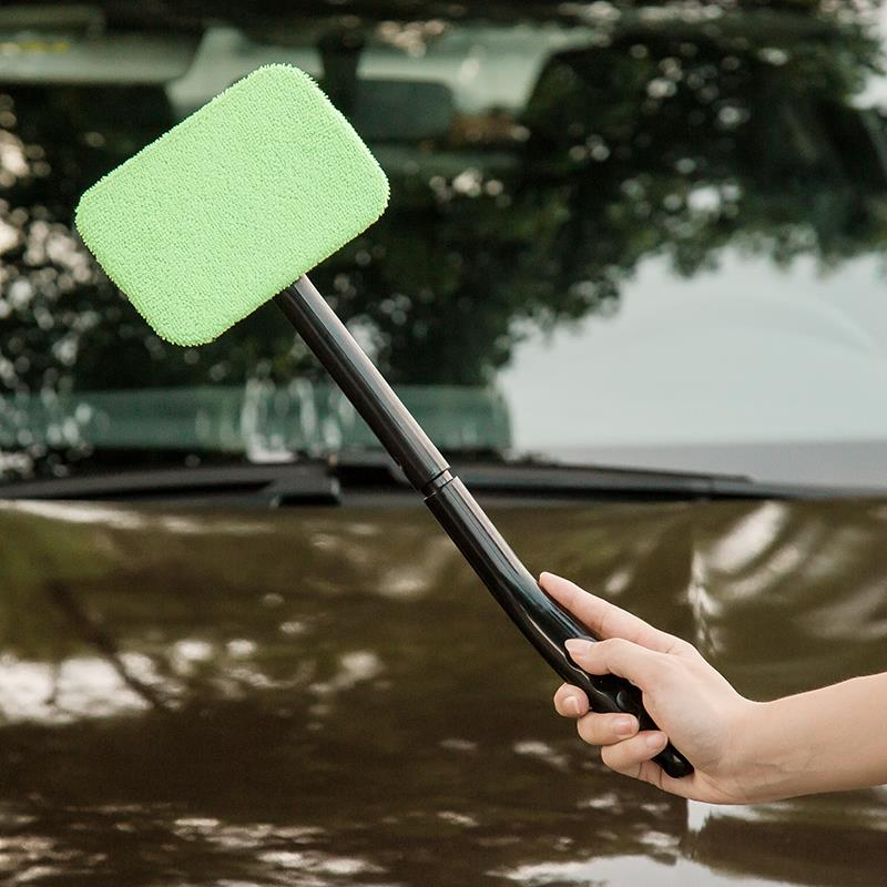 Light Blue Car Windscreen Cleaner Tools From Inside Window Glass Cleaning Tools Great for Fog /& Moisture Removal