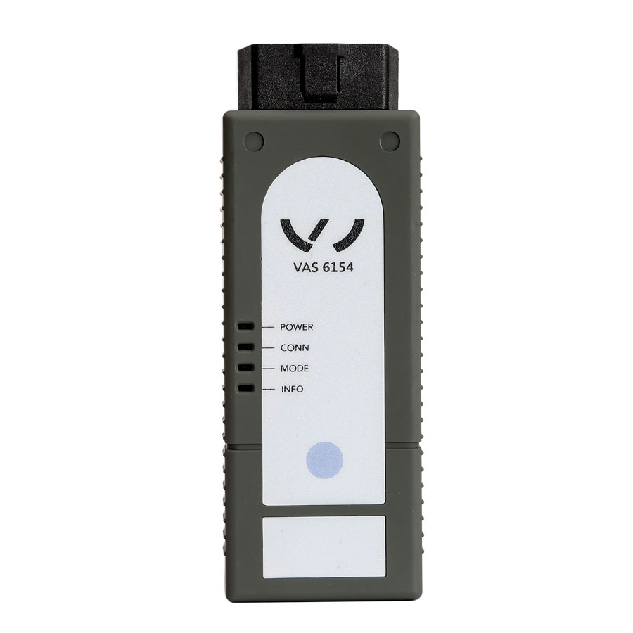 Vas 6154 Vas6154 Odis V4.23 for Vw Audi Skoda Wireless Diagnostic Interface with Free Keygen Support Win10 high quality vas5054a with oki full chip car diagnostic tool support uds protocol vas 5054a odis v4 13 bluetooth for audi for vw