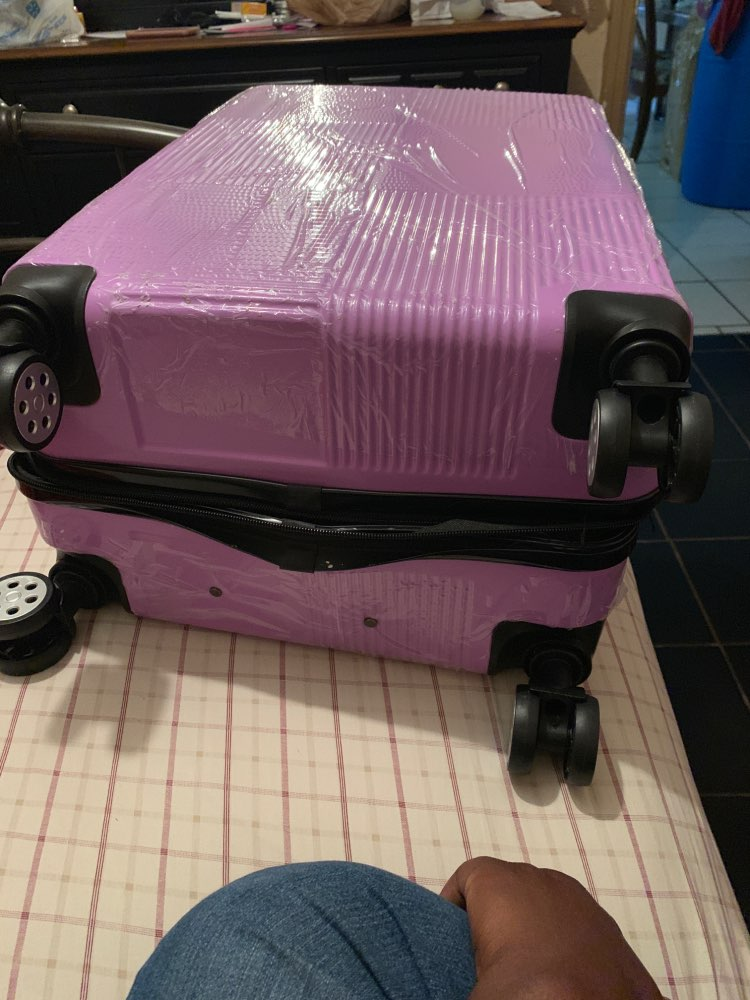 Travel Rolling Luggage Sipnner Wheel Abs+Pc Women Suitcase On Wheels Men Fashion Cabin Carry On Trolley Box Luggage 20/28 Inch
