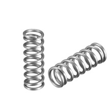 UXCELL 10pcs Springs Wire Diameter 0.02/0.035/0.039 OD 0.20/0.35/0.28 Stainless Steel Coil Extended Compressed Spring