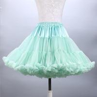 Extra Fluffy Teenage Girl Adult Women Pettiskirt Tutu Women Tutu Party Dance Adult Skirt Performance Skirt with Bow
