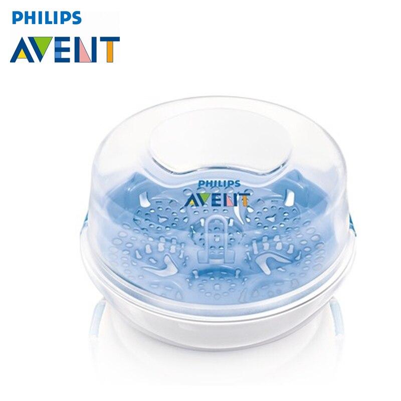 myT Microwave steam sterilizer Philips Avent SCF281/02 авент стерилизатор для свч печи арт 82765 scf281 02