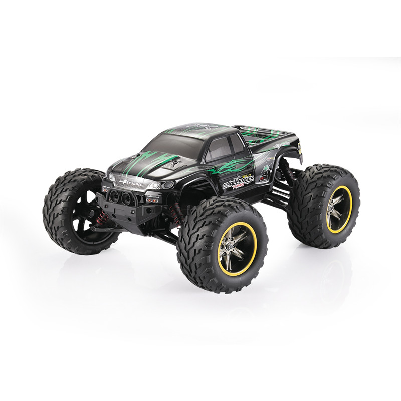 GPTOYS S911 1/12 2.4G RWD 45km/h Racing Brushed RC Car Full Proportion Monster Truck Toys Models Kids Boys Birthday Gifts