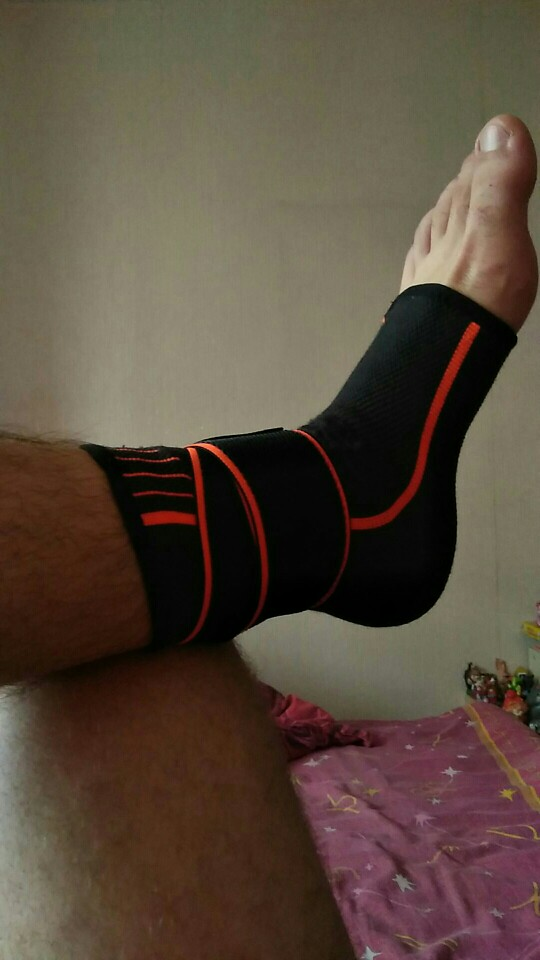 Extreme Ankle Brace photo review
