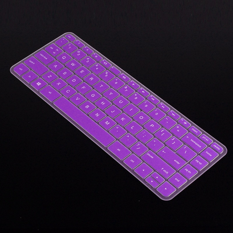 Silicone Rubber Keyboard Protector Film Waterproof Laptop Keyboard Cover Skin Stickers for HP Pavilion x360 M3 m3-u103dx