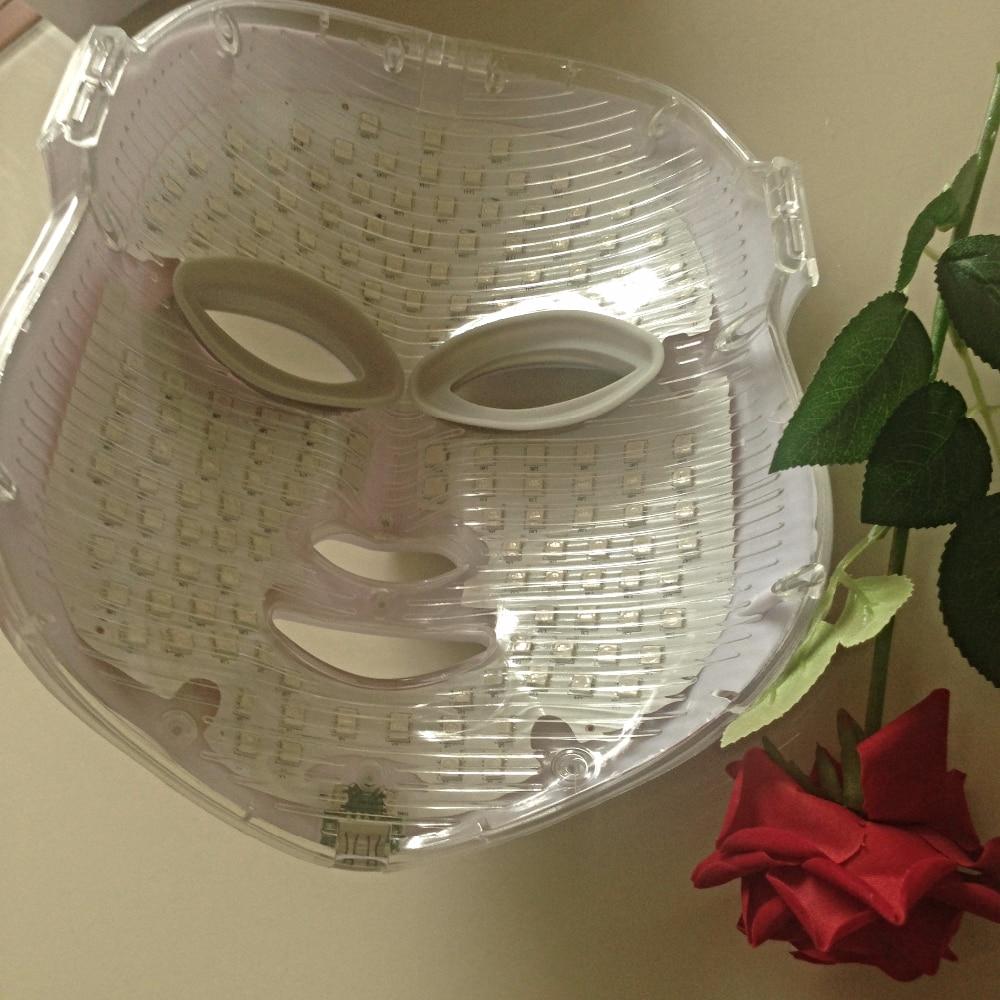 Светодиодная лечебная LED маска с Алиэкспресс
