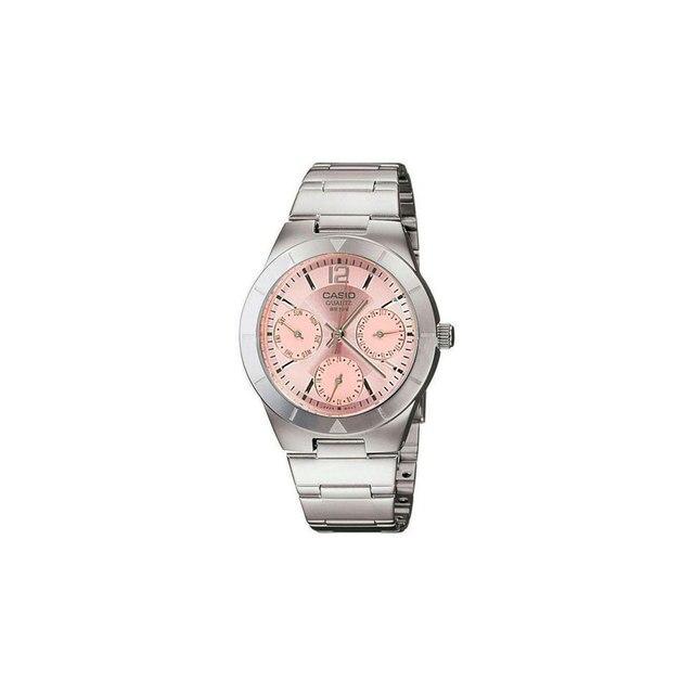 Наручные часы Casio LTP-2069D-4A женские кварцевые