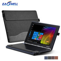 Case for Lenovo Yoga Book 10.1 inch Slim PU leather Tablet Sleeve Case Flip Stand Protective Cover for Lenovo Yoga Book 10.1''