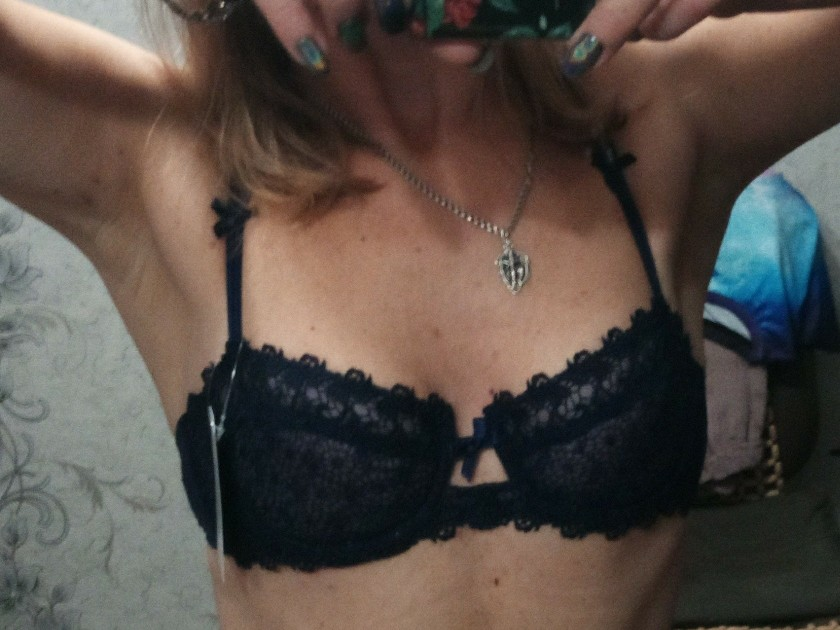 Ultrathin underwear lace transparent sexy bra set women plus size Half Cup bra and panty sets C cup brassiere white lingerie set
