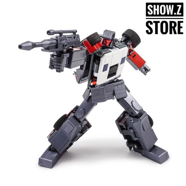 [Show.Z Store] XTransbots Monolith Combiner MX-XIV MX-14 Flipout Wildrider Transformation Action Figure hunter muller the big shift in it leadership