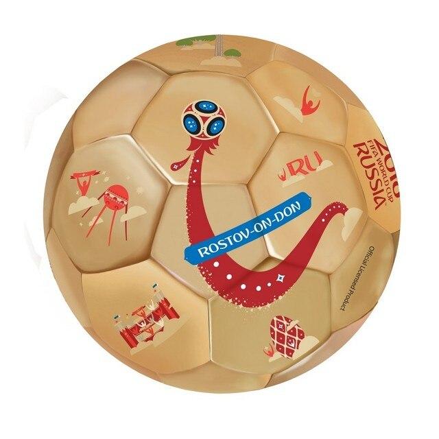 FIFA 2018 футбольный мяч, Города-участники Чемпионата мира