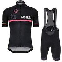Pro Team Short Sleeve Cycling Jersey Sets Men Sportswear Mtb Bike Bicycle 9D Gel Padded Cycling
