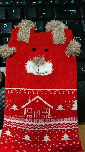 new 2018 women sock winter warm christmas gifts stereo - 360×640