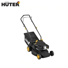 Бензиновая газонокосилка Huter GLM-3.5 LT