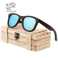 4855a509ce41a1 Real Wood Sunglasses Polarized Wooden Glasses UV400 Bamboo Sunglasses Brand  Wooden Sun Glasses With Wood Brown