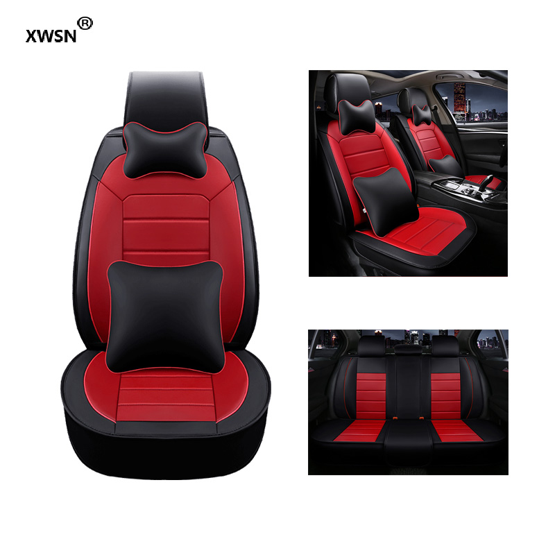 Universal car seat covers for skoda octavia a5 kodiaq superb fabia 3 karoq seat ibiza alhambra leon fr ateca altea leon 2 toledo