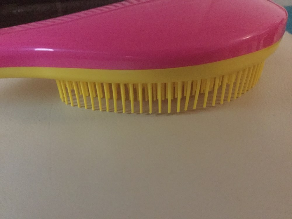 2017 New Tangle Hair Brush Detangler Comb Hair Brush Professional Magic Straightening Detangling Combs Plastic Escova De Cabelo