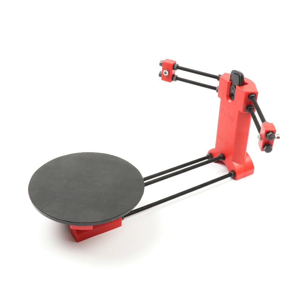 HE3D Open source ciclop DIY laser 3d scanner kit for 3d printer designer and engineer DIY