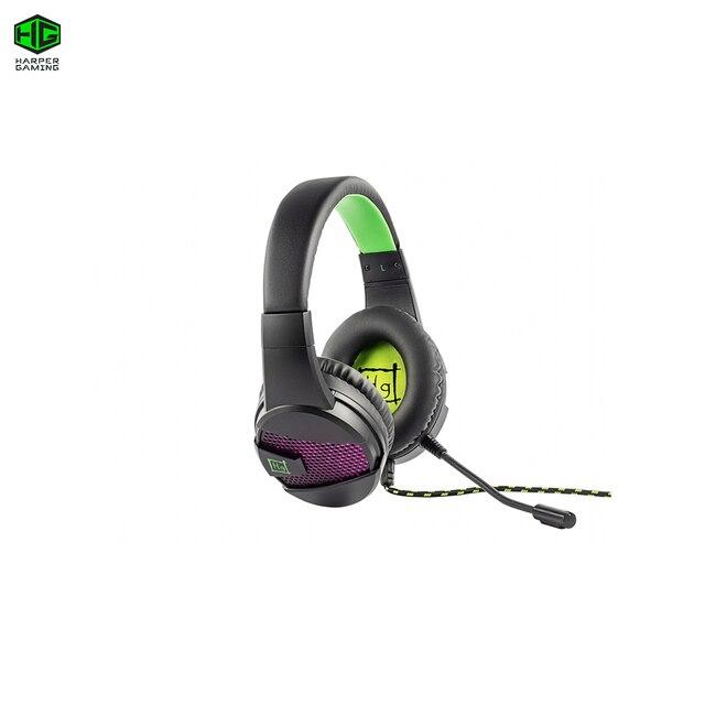 Компьютерная игровая геймерская гарнитура GHS-X15 Raster cyber sports