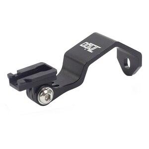 Велоспорт фар крепление передняя вилка Спорт Камера держатель для Brompton 3sixty складной велосипед дорожный fit Gopro Cateye Gaciron Niterider
