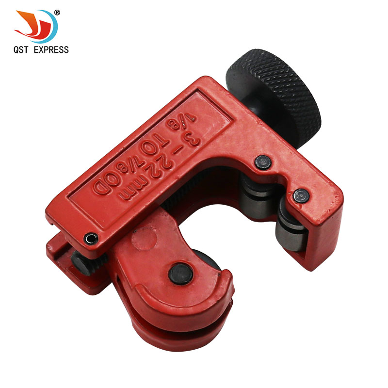 3-22mm 1/8TO7/8OD Mini Copper Aluminum Iron Metal Tube Tubing Slice Cutter Pipe Knife Cut Plumbing Tool Shear free shipping bosi new 5 31mm bearing tubing pipe cutter for copper aluminum tube cutting
