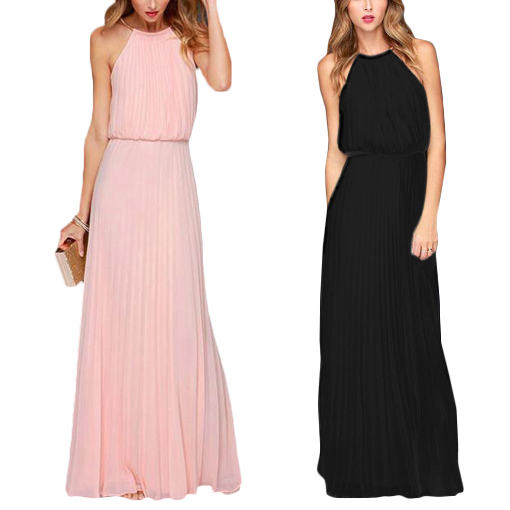 Strapless Elegant Maxi Dress Women Off Shoulder High Slit Slim Party ...