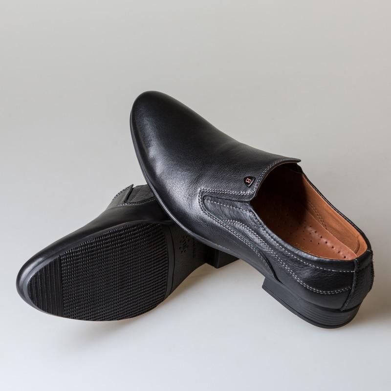 Bull En Cuir Hommes Bottes Printemps Automne Et Hiver chaussures pour homme bottine Hommes chaussure de neige de Travail grande taille 39-44 000- 021