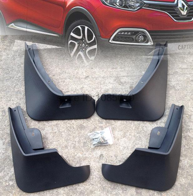 buy accessories fit for renault captur samsung qm3 mudflaps mud flap splash. Black Bedroom Furniture Sets. Home Design Ideas