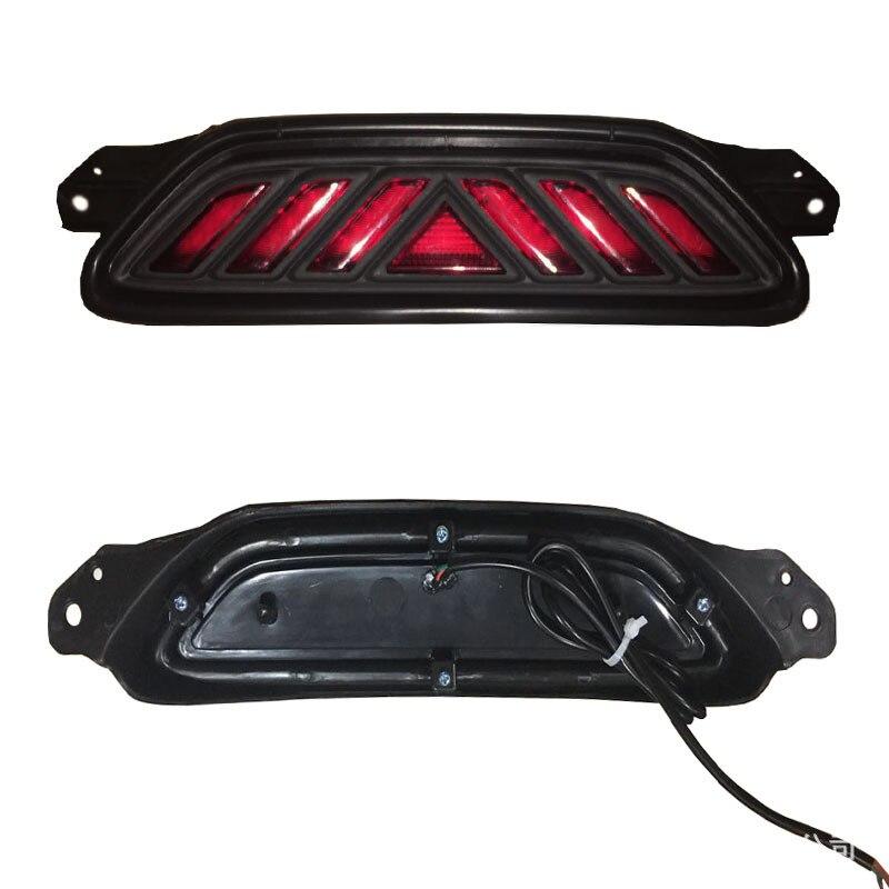 Для Toyota с-HR ЧР 2016 2017 Автомобильный светодиодный передний свет задний фонарь задний фонарь тормозные огни LED DRL дневные ходовые огни MAIZHENG