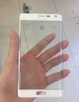LOVAIN 1 Unids para Samsung Galaxy Note 4 Edge N915 N915F Táctil Digitalizador de Vidrio Frontal 5.6