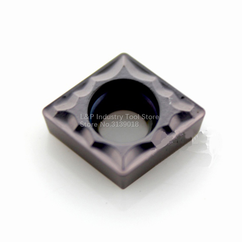 New Original Korloy CCMT060202 HMP PC9030 Carbide Inserts For Stainless Steel CCMT060202HMP PC9030 Turning Tool