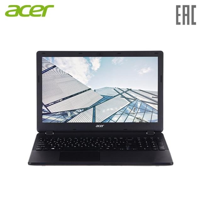 Ноутбук acer Extensa EX2519-C298 15,6/N3060 ГБ/4 ГБ/Intel HD 400DVD-RW/Linux/черный (NX. EFAER.051)