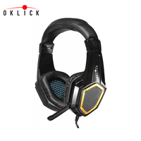 Gaming Headset Oklick Guardian HS L310G Headphone