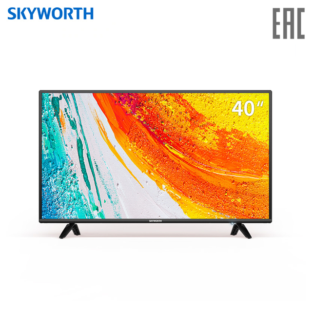 Телевизор LED 40'' Skyworth 40E2A FullHD