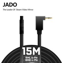 JADO Rear font b Camera b font Extension Cord Of D230 D820s D230Pro Length 15M 4