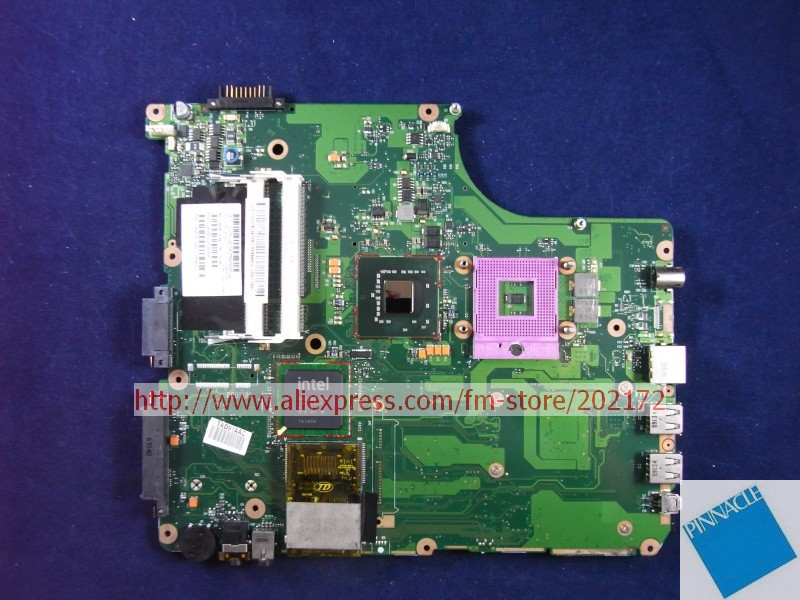 все цены на  V000125600 MOTHERBOARD FOR TOSHIBA Satellite Satellite A300 A305 6050A2169401  онлайн