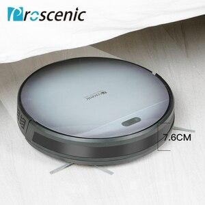 Image 3 - مكنسة كهربائية آلية لكنس الأتربة وتنظيف الأتربة موديل Proscenic 800T تعمل بالريموت كنترول 3 في 1