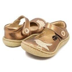 Kids Schoenen Barefoot Peuter Baby Echt Leer Meisje PioPio Sneaker Sport Kinderen Causale Trainer Sequin Platte Minimalistische