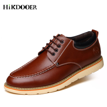 2018 Men Casual Shoes Brand Men Leather Shoes Sneakers Men Flats Lace up Genuine Split Leather Shoes Plus Big Size Spring Autumn 2018 men casual shoes brand men leather shoes sneakers men flats lace up genuine split leather shoes plus big size spring autumn