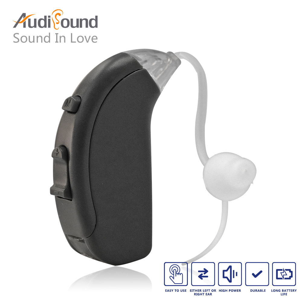 Rechargeable Ear Hearing Aid Cheap Mini Device Ear Sound Amplifier Digital Hearing Aids For the Elderly Acustico new rechargeable ear hearing aid mini device ear amplifier digital hearing aids behind the ear for elderly acustico eu plug