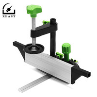 Miter Gauge And Box Joint Jig Kit With Adjustable Flip Stop DIY Woodworking Carpenter Tool